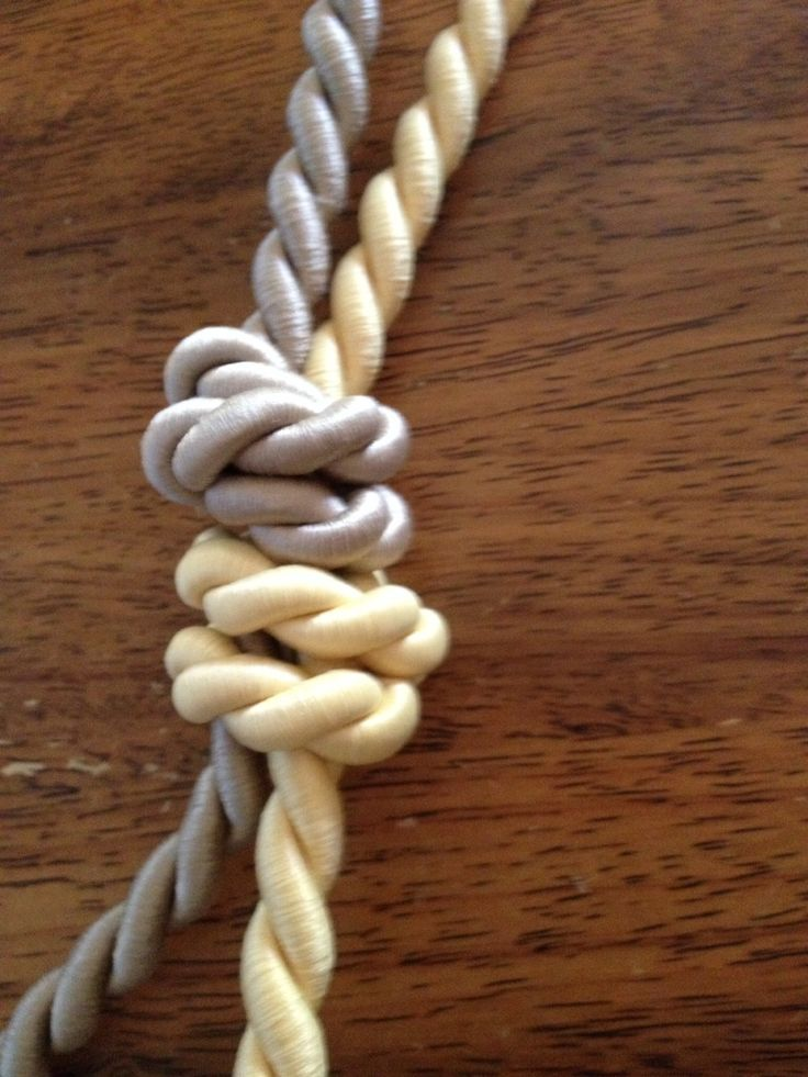 Fishermans knot ceremony