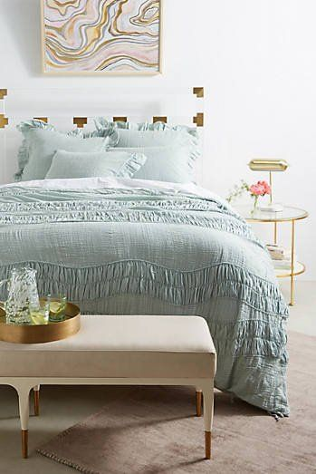 Find The Bedding Of Your Dreams At Anthropologie. Shop Unique Bohemian  Bedding, Textured And Feminine Styles.
