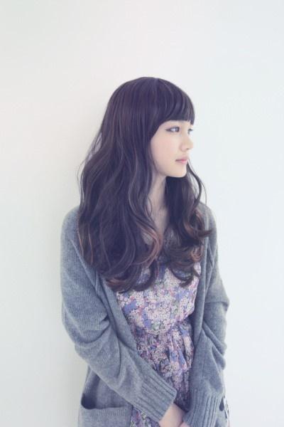長髮_微捲