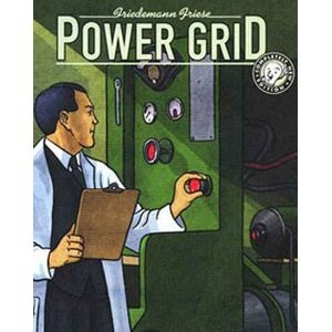Power Grid Board Game: Network maintenance and resource management