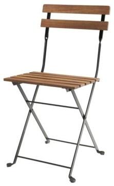 Tärnö Folding Chair modern outdoor chairs - $15 - IKEA