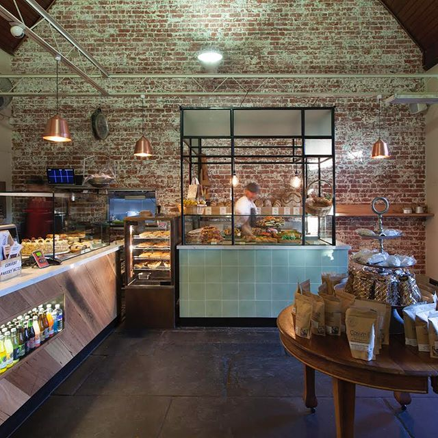 Every day is a good day for bread, and what better place to indulge the yeast beast than the @conventbakery at @abbotsfordconvent. The refurbishment was thoughtfully designed by @kalliopivakrasarchitects utilising our recycled timber for the counter cladding and floating shelves with beautiful results. Photos by @christine_wood_photography #timberrevival #commercialcladding #reclaimedtimber #hospitalitydesign #recycledtimbermelbourne #cafefitout #timbercladding #melbournecafes…