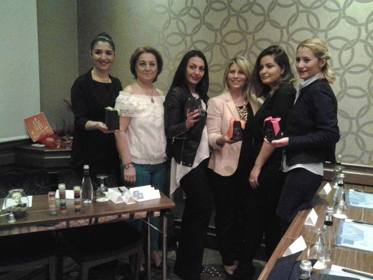 Partylite Türkiye Angels