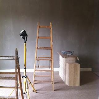 Renovating the house creates beautiful stilleben's