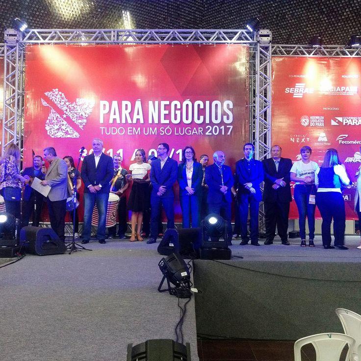 Encerramos mais uma participação na maior feira de negócios do Pará que venha 2018. #paranegocios2017 #acp #solarenergy #energiasolar #sustentabilidade #belém #ufpa #energialimpa #hangarcentrodeconvenções