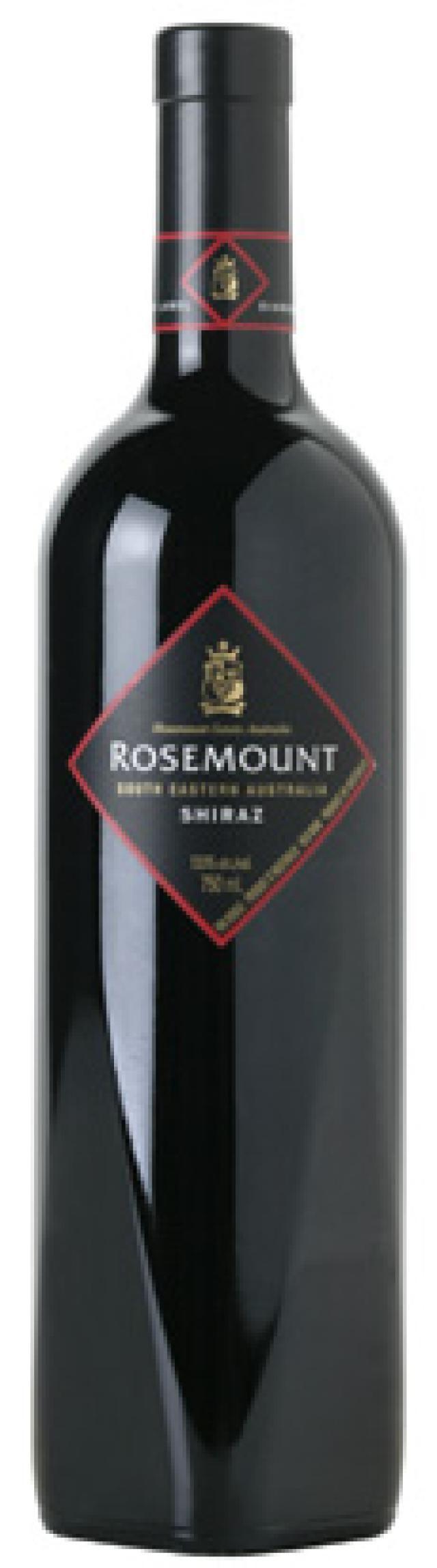 8 Budget-Friendly Shiraz Wines: Rosemount Diamond Series Shiraz (Australia) $9