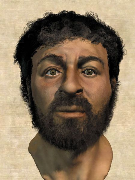 The Real Face of Jesus   Using methods similar to those police have developed to solve crimes, British scientists, assisted by Israeli archeologists, have re-created what they believe is the most accurate image of the most famous face in human history.- Esquire.com
