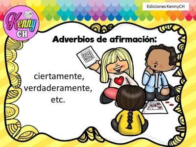 Los adaverbios (7)