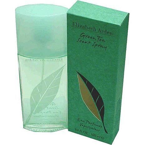 Green Tea For Women by Elizabeth Arden - Eau De Parfum Spray 3.4 Oz - 2421152   HSN
