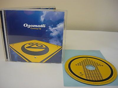 Coming Up by Ozomatli (CD) International Salsa Music Pensando En Mi Vida Mi Gente