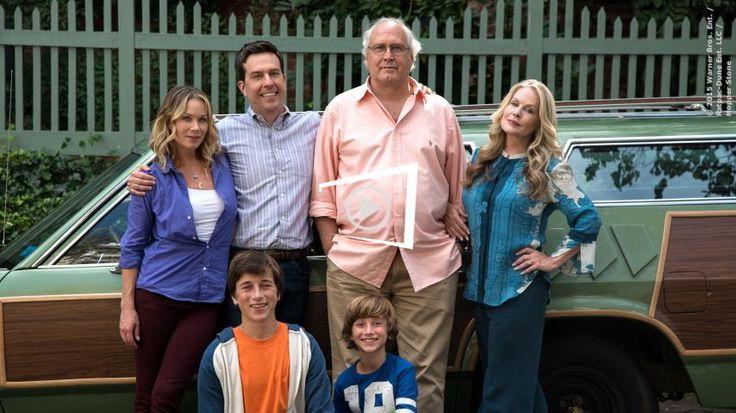 Die kultige Familie #Griswold ist wieder da! -->
