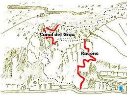 Via ferrata Canal del Grau and Racons, Canillo, Andorra