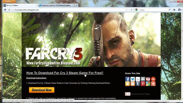 Game - Far Cry 3