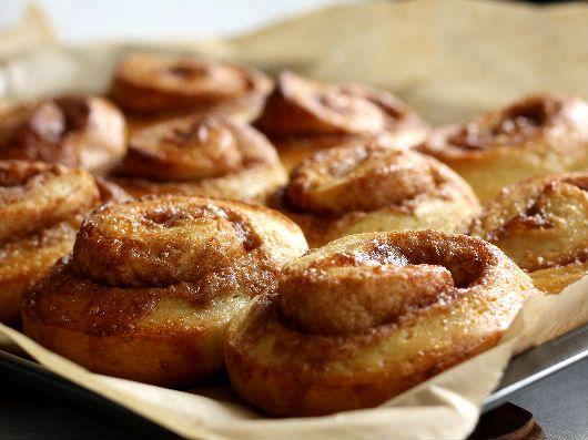 bagte  kanelsnegle