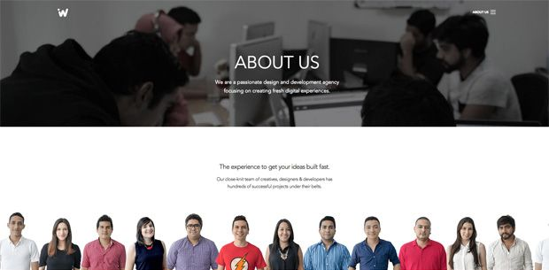 We are so proud of our new site; got featured at @Karri Best About Pages Check it out. http://bestaboutpages.com