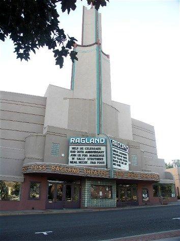 ross ragland theater at klamath falls oregon klamath