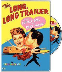 Amazon.com: The Long, Long Trailer: Lucille Ball, Desi Arnaz, Marjorie Main, Vincente Minnelli: Movies & TV