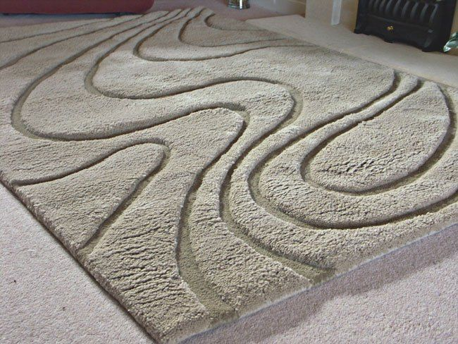 Modern Carpet Made Out Of Wool, Style Plain, Cute Pile Pattern. Good For.  Modern CarpetHome DesignCarpetsKochiContemporary CarpetRugsHome ...