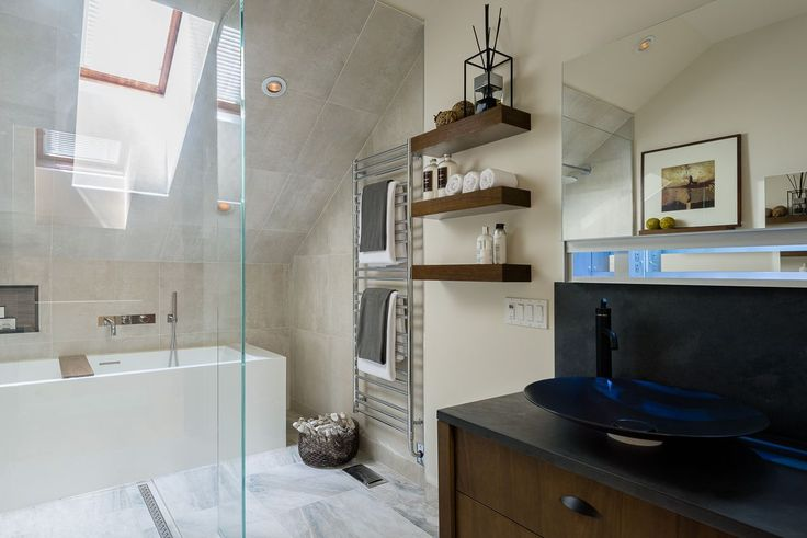 3 bathrooms, 3 remodels - find out the details about these award-winning designs and what the homeowners had to say! #Astro #ottawa #blog #design #homeimprovement