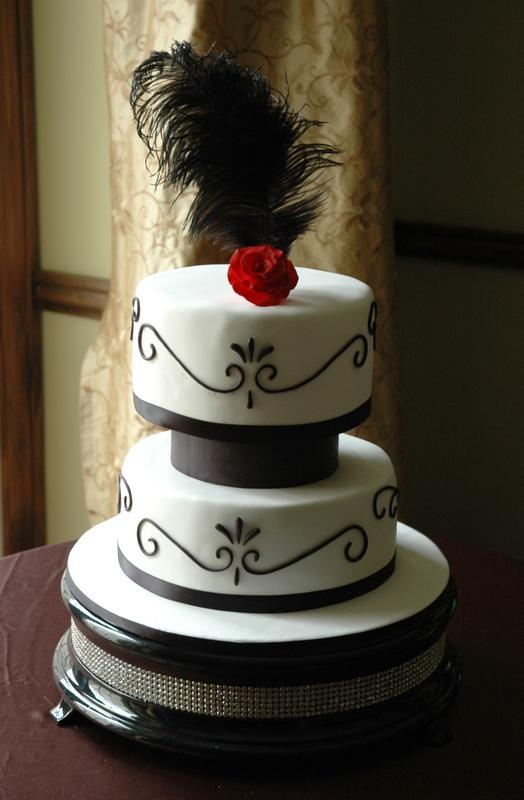 ostrich feather wedding cake 63 best masquerade images on black 18072