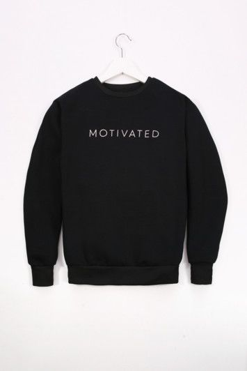 MOTIVATED sweater