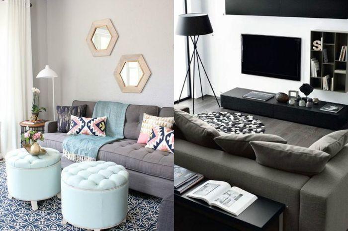 Обустройство маленькой гостиной: 10 отличных примеров, на которые стоит взглянуть
