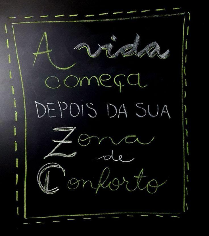 Um pouquinho de esforço, e tudo terá valido a pena. #vida #zonadeconforto #foco #inspiração