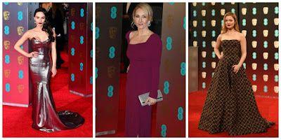 Little World of Beka: Fashion | BAFTA & Grammy Red Carpets, February 2017