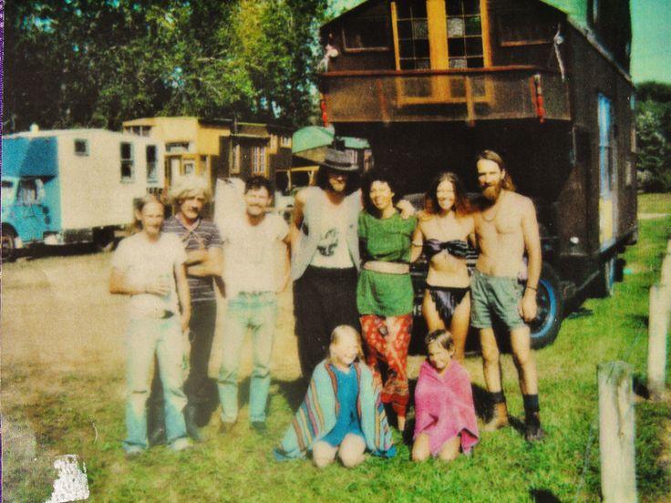 Early Gypsy Fair gypsys  .Wairau river   (Tauranga )