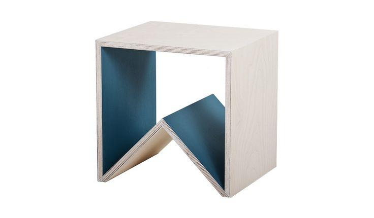 MONOQI | Beistelltisch - Blau