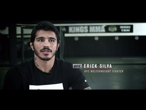 UFC (Ultimate Fighting Championship): UFC 196: Erick Silva - Inside Training Camp