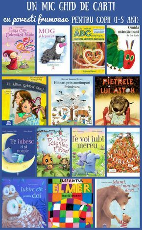 carti de povesti pentru copii