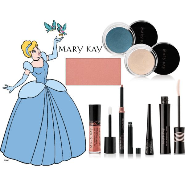 """""""Mary Kay Cinderella"""" by marykaybyanne on Polyvore"""