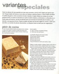 JABONES ARTESANALES (recetas, fotos.....) - Foro Belleza, Maquillaje y Estética - MundoRecetas.com