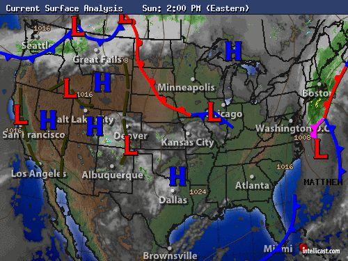 Más De Ideas Increíbles Sobre National Weather Forecast Solo En - Intellicast us temperature map