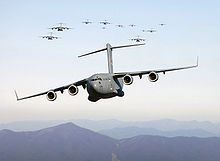 Boeing C-17 Globemaster III - Wikipedia, the free encyclopedia