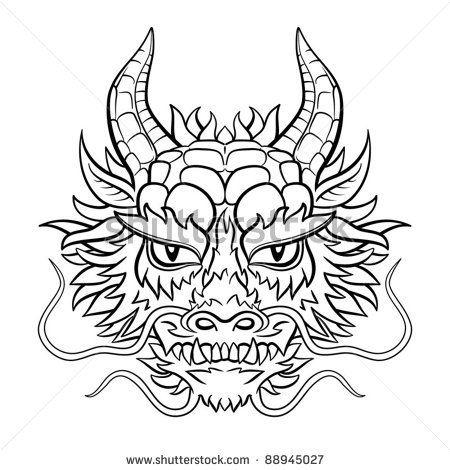 Best 25+ Chinese dragon tattoos ideas on Pinterest