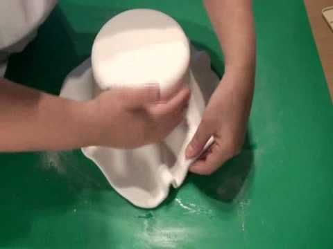 How to cover a dummy cake with fondant.wmv - YouTube - For all your cake decorating supplies, please visit craftcompany.co.uk