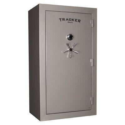 """Tracker Safe Gun Safe Lock Type: Mechanical Dial, Size: 72"""" H x 40"""" W x 27"""" D"""