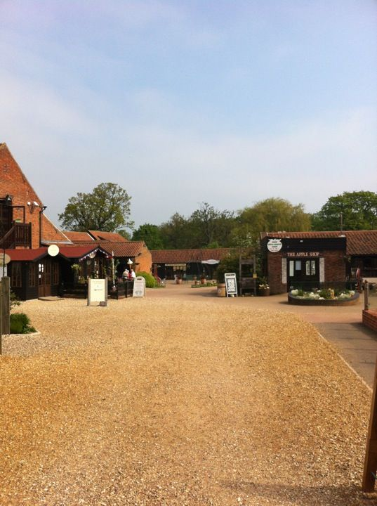 Wroxham Barns in Wroxham, Norfolk