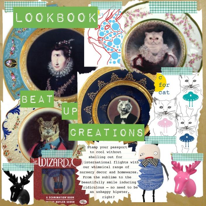 Beat Up Creations Lookbook www.childrensdept.com.au