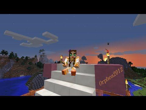 Ep 5 Orphea2012 répond à vos questions | Minecraft | La sclérose en plaques