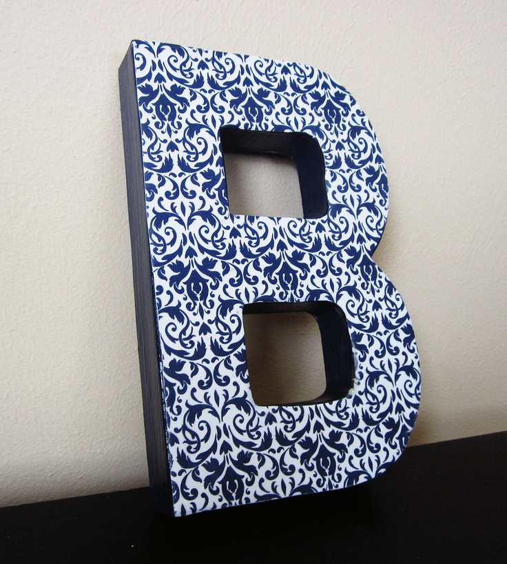 33 best images about paper mache on pinterest vintage for Mache letters