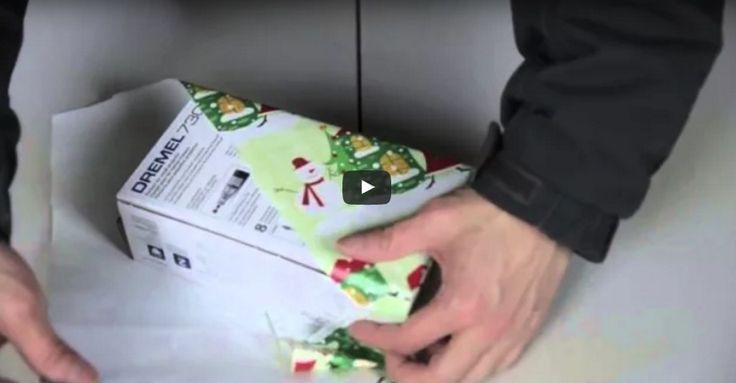 Ako jednoducho a rýchlo zabaliť darčeky? Až uvidíte tento návod, nikto to už nebudete robiť inak | Chillin.sk