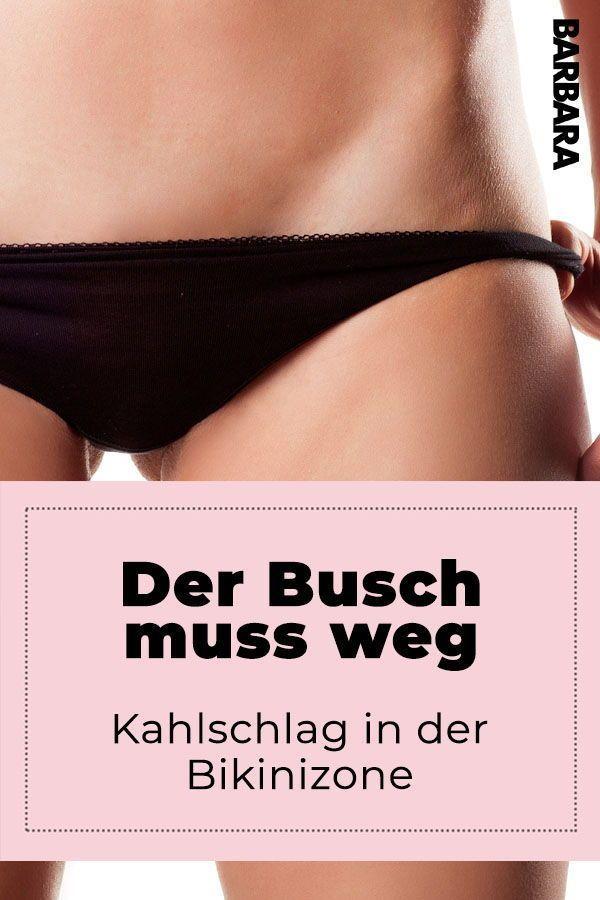 Intimfrisur Kahlschlag Na Sicher Beauty Bikinizone Rasieren