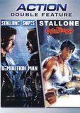 Demolition Man/Over the Top [DVD]