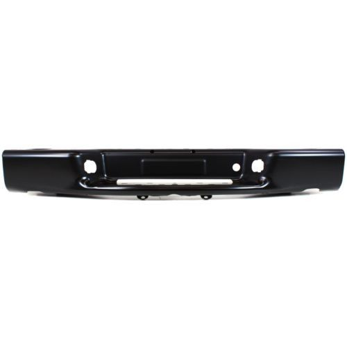1998-2005 Chevrolet Blazer Step Bumper, Black, Steel