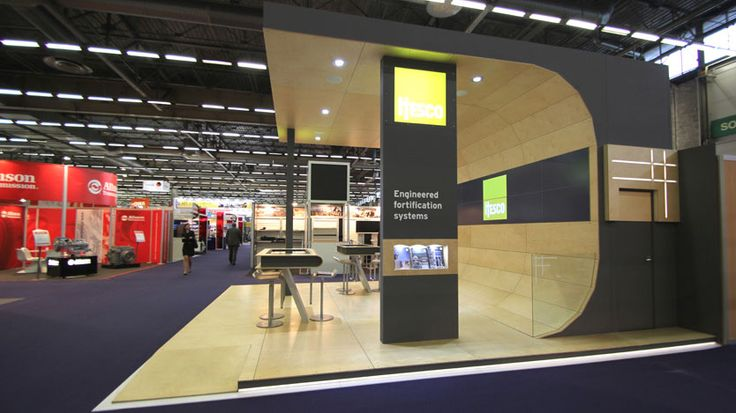 Sustainable exhibition stand design - I miss trade shows..