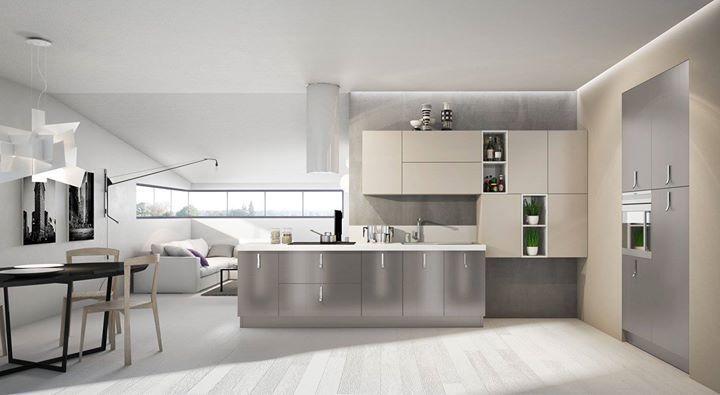 Berloni Berloni S Plan Kitchen A Project That Becomes