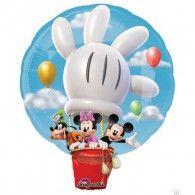 Shape Mickey & Friends Hot Air Balloon $15.95 U18298